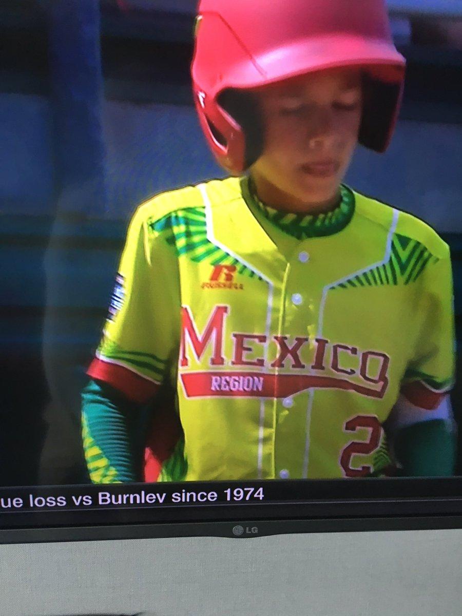 Dr. @GarciaPosti olvida las olimpiadas, mira los chavales en #Williamsport #Mexico dando cátedra de beis https://t.co/ZNSzshL9UN