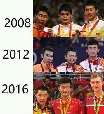 Dato Lee Chong Wei sentiasa ada dalam gambar sepanjang 3 Olympic lepas #dlcw https://t.co/LpfKHv8VKz