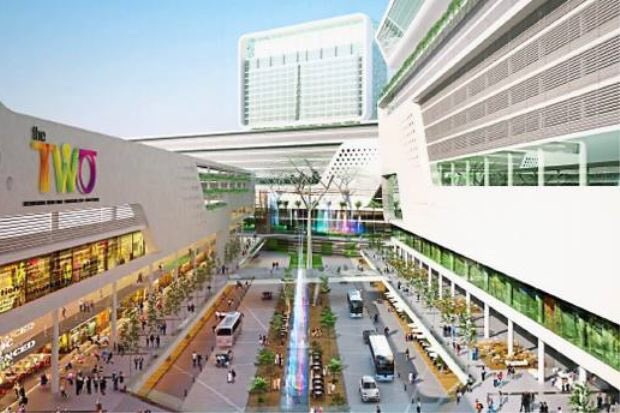 The Two Mall, Largest mall in Malaysia coming up in Rawang! https://t.co/xfTBVxXdZE