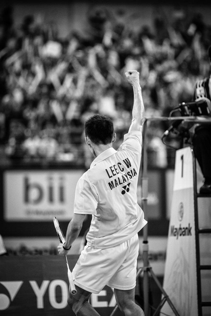 Thank you, Dato Lee Chong Wei.  A true Malaysian champion. #Badminton https://t.co/9skaMVuHfc