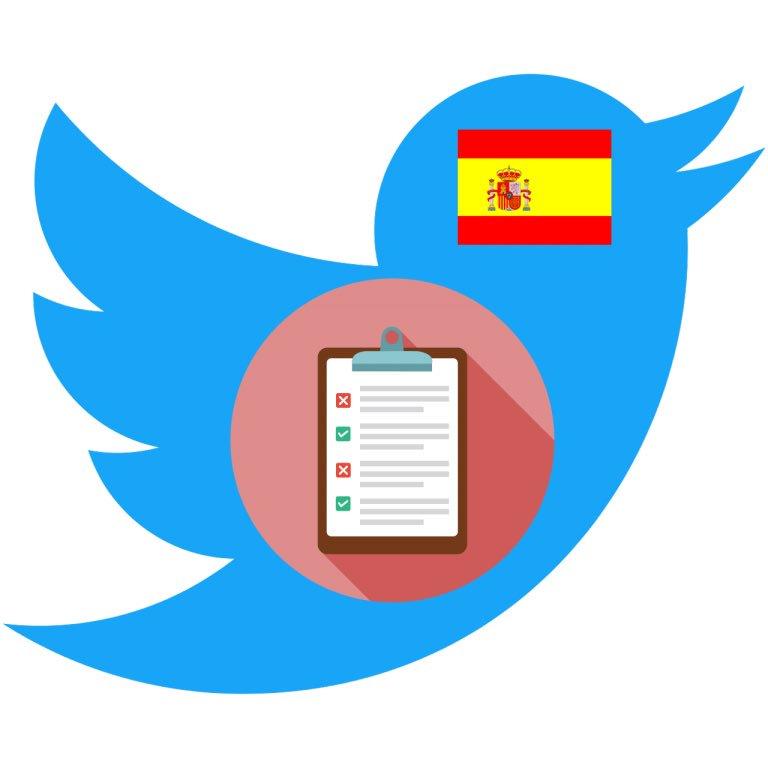 Nuevo artículo: Encuesta abierta: ¿cómo usas Twitter en España? #TwitterESP16 https://t.co/yjspzXGsCb #Twitter https://t.co/Y3RoBqWhaK