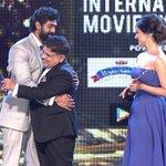 RT @GeminiTV: The Hot and Handsome @RanaDaggubati Wins Award for Actor in Negative Role.. #SIIMA2016 #GeminiTV https://t.co/XmSsKuM1zF