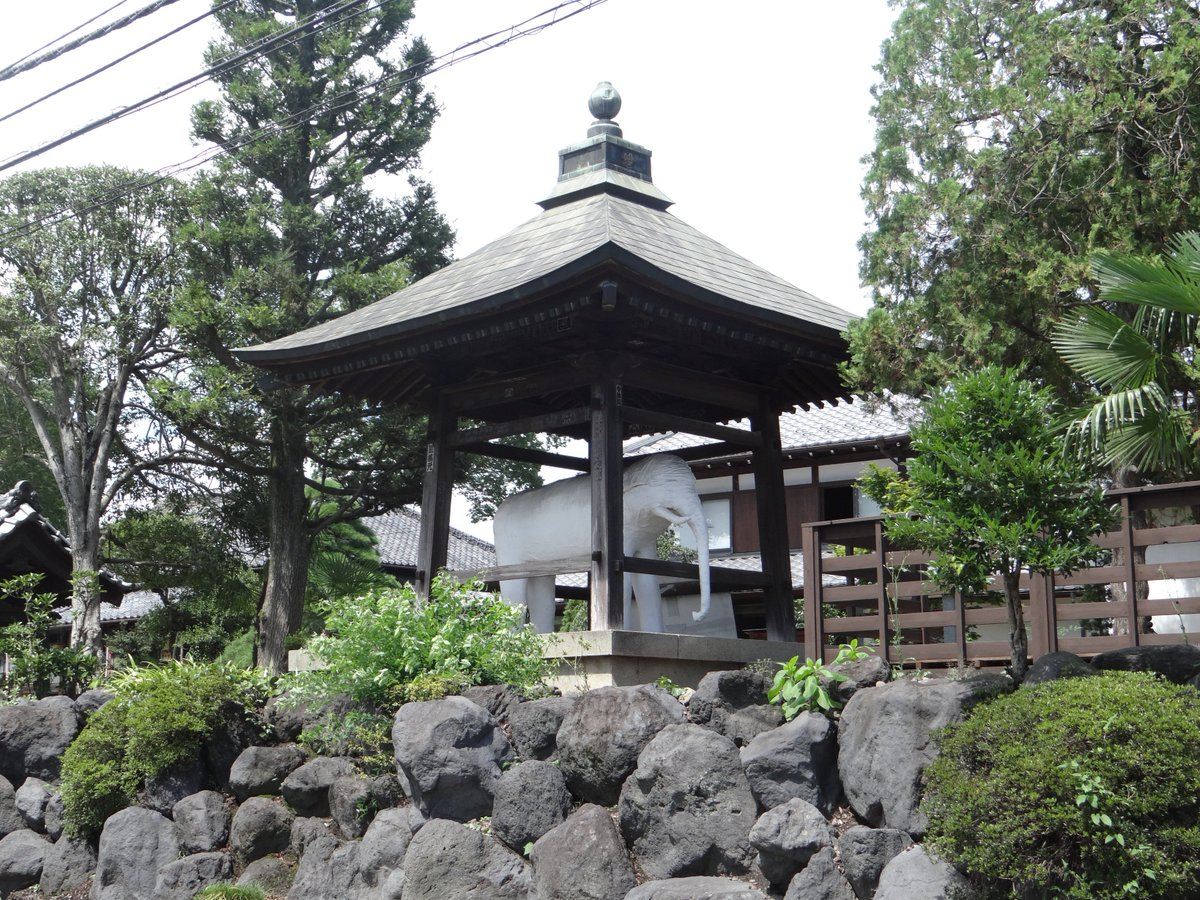 今日のヤマノススメ聖地巡礼(飯能)の写真観音寺