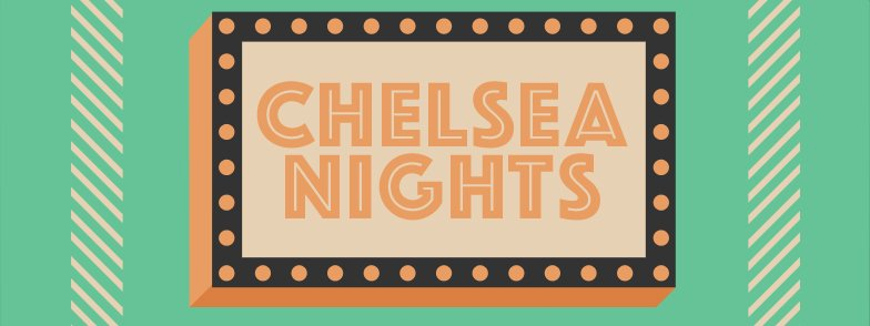 #ChelseaNights continues Friday 9/9 w/ @monogramsmusic @cityandhorses & Otium. FREE! https://t.co/wS7r8lY4WS https://t.co/aOBnmXW3eN