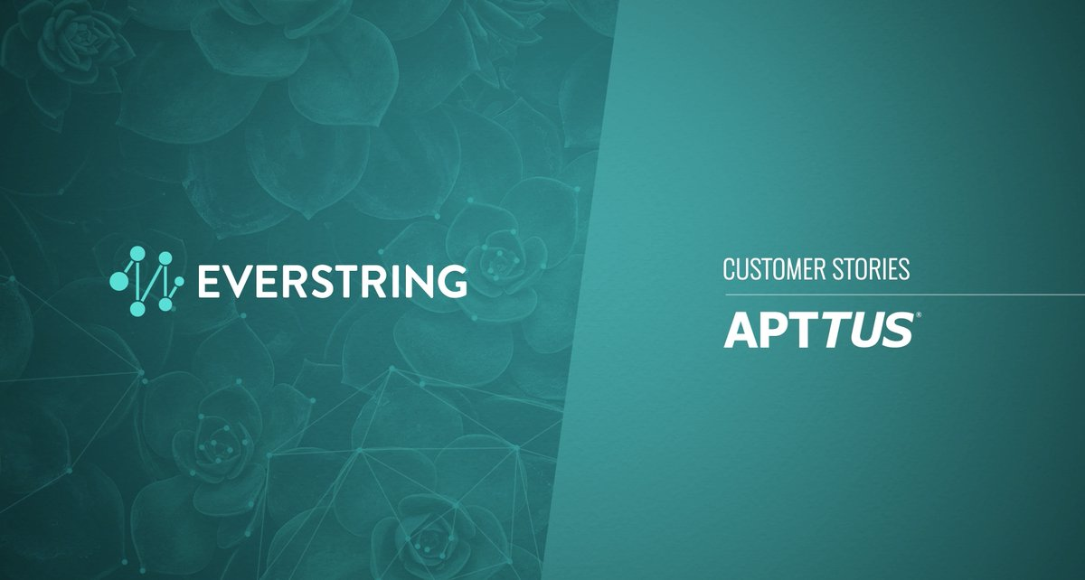 [Video] @Apttus Customer Story  https://t.co/hpCRIeJFP6 via @everstring https://t.co/XkOlcnI2Og
