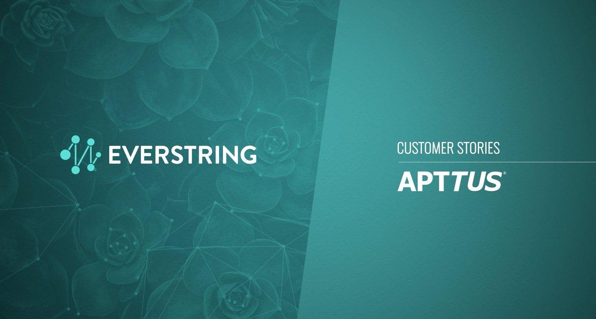 [Video] @Apttus Customer Story  https://t.co/hpCRIeJFP6 via @everstring https://t.co/XkOlcnI2Og