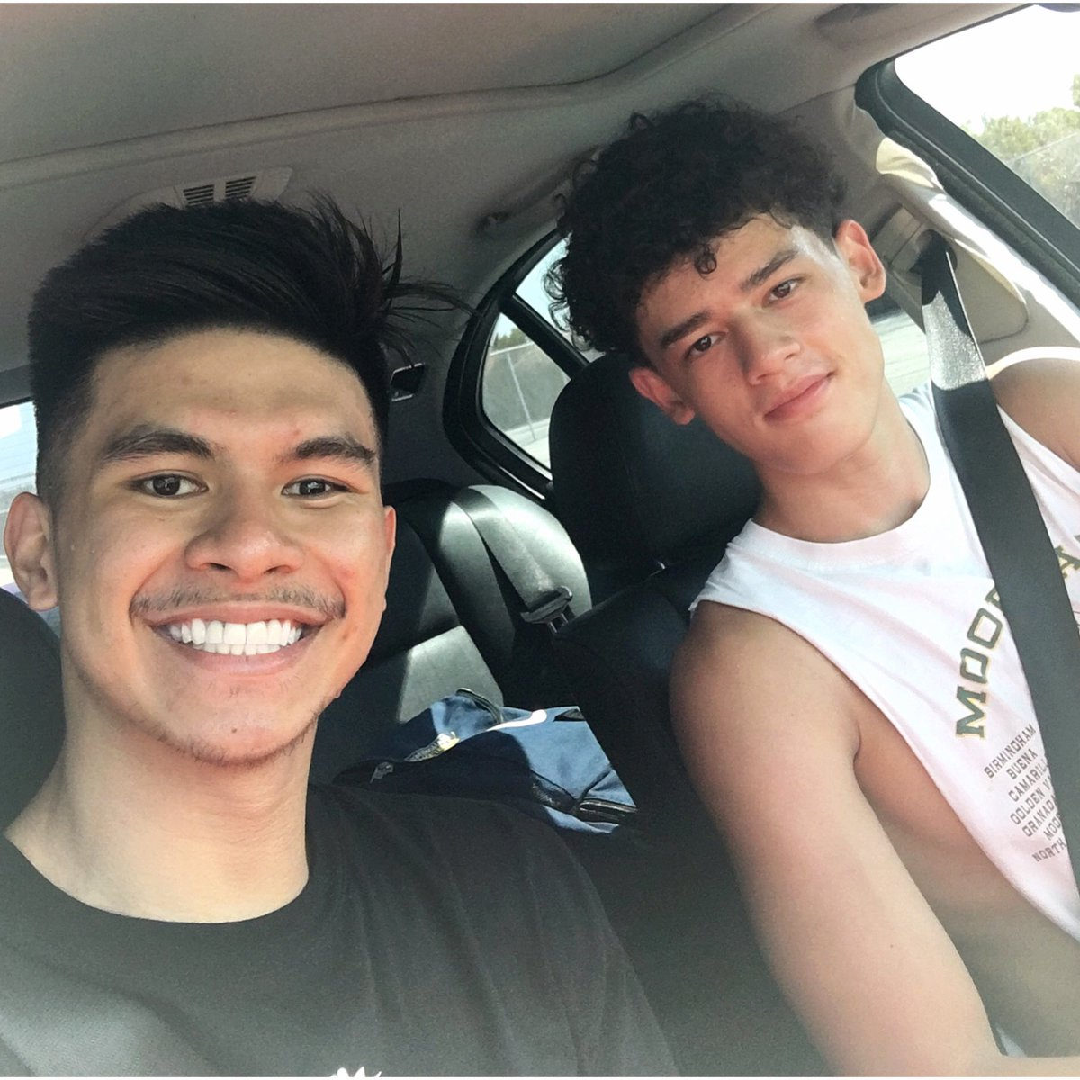 "Sorry for the late post--Thank you for mentoring and being a ""kuya"" (big brother) to Seth @kieferravena  https://t.co/LytXkwy1pP"