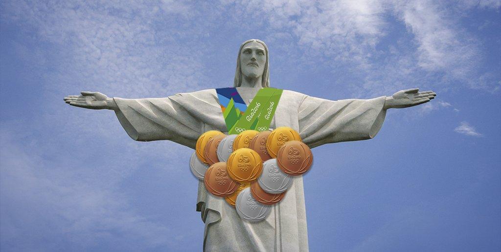 Aqui não é Coliseu, não. Aqui é #Maracanãzinho! Aqui é Rio de Janeiro <3 Aqui é #voleibol Aqui é #ouro https://t.co/4thk5QcUId