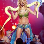 TBT that time Taylor Swift and Britney Spears performed together at the #VMAs 🐍 https://t.co/cf9E6Kn9SR