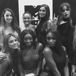 Yes. Yes. Yes.  Fifth Harmony + the Final Five = 👌   #VMAs 📷: @FifthHarmony https://t.co/oQi7rCd9u7