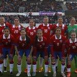 Selección femenina de Chile se estrenó en el Estadio Nacional con un triunfo ante Uruguay https://t.co/nV4OoQrKOY https://t.co/ICBGmf8bWA