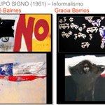 José Balmes ha muerto, queda su arte e historia. Pintor comprometido, luchador, igual q su compañera, Gracia Barrios https://t.co/vlksY3aQl1