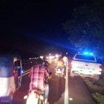 Un joven pierde la vida al chocar con un vehículo en la Troncal, vía Sahagún - Chinú. Hay 4 personas heridas. https://t.co/JYpAwYoZow