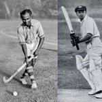 The greatest! Born on 29 Aug 1905: Dhyan Chand #fieldhockey 🙏 27 Aug 1908: Don Bradman #cricket 🙏 https://t.co/ighf1Yt3M6