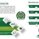A través de la línea 155, orientamos a las mujeres cómo prevenir la violencia de género. #CórdobaSeguraYenPaz https://t.co/zkkaRe5M7E