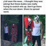 Whoever doing this is sick asf. Yall dont even understand my fear for clowns like forreal 😳 https://t.co/o4WKRD00i4