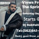 """🚨PROMINENCE PRESENTS🚨 """"Views From The Springs👀"""" going up in Santa Fe Springs w/ your favorite party crew @j_guzii https://t.co/sGwVsJl3Np"""