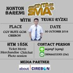 Kivers - Comate Ciayumajakuning Come Join with Us ! More info check pict Thankyouu ^_^ cc: @TeukuRyz https://t.co/pvQW9GCoYE