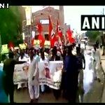 Mirpur Khas: After Gilgit, PoK and Balochistan now azaadi slogans in Sindh (Pakistan) https://t.co/K72tJvWIaB