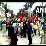 Mirpur Khas: After Gilgit, PoK and Balochistan now azaadi slogans in Sindh (Pakistan) https://t.co/rAELBpRJS9