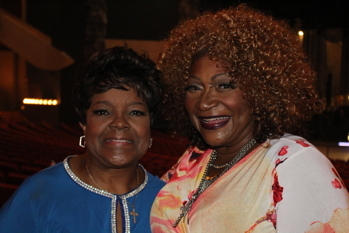 Humbled to be part of Black Music Honors celebrating Queen Of Gospel Shirley Caesar @theNMAAM #blessed https://t.co/niq8Qh2eHR