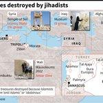 'Un-Islamic' cultural heritage in jihadists' crosshairs