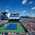 RT @josemorgado: Just saw this. Amazing crowd for the Women's Doubles finals earlier in Cincinnati. Mirza new solo #1 [getty] https://t.co/…