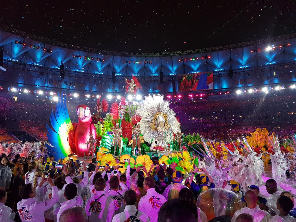 It's party time!!! #closingceremony #ri02016 https://t.co/4VrVmjazOD
