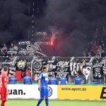 Nach Fan-Schande im DFB-Pokal | Wahnsinn! Frankfurt droht wieder nur Witz-Strafe