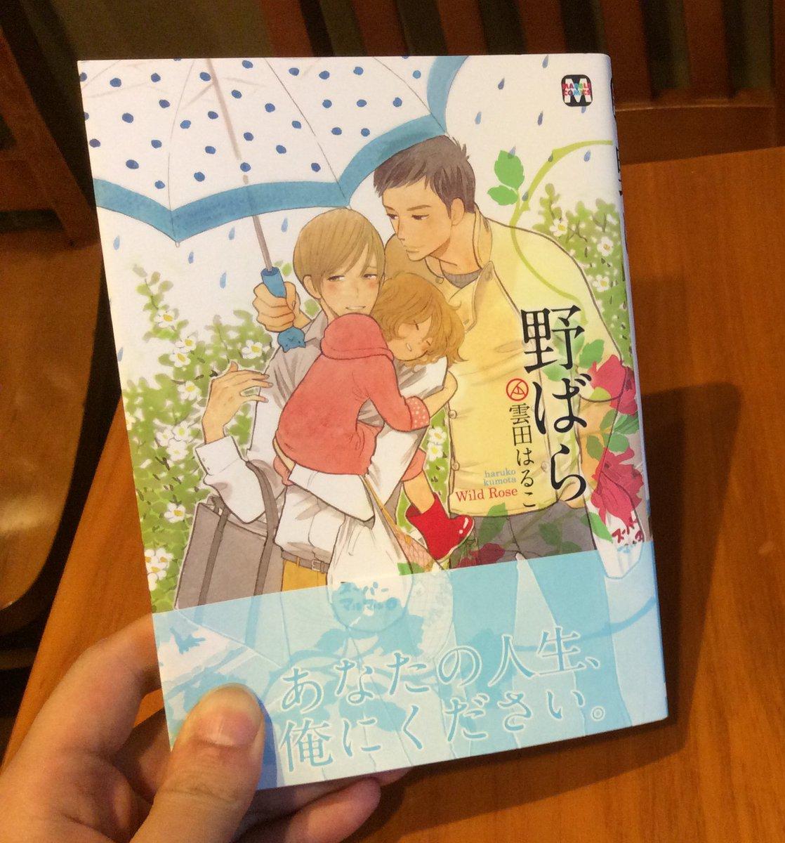 【俺のBL/第十三回】『野ばら』(著:雲田 はるこ/東京漫画社・マーブルコミックス)傷つけるのも、傷つくのも怖い神田さん