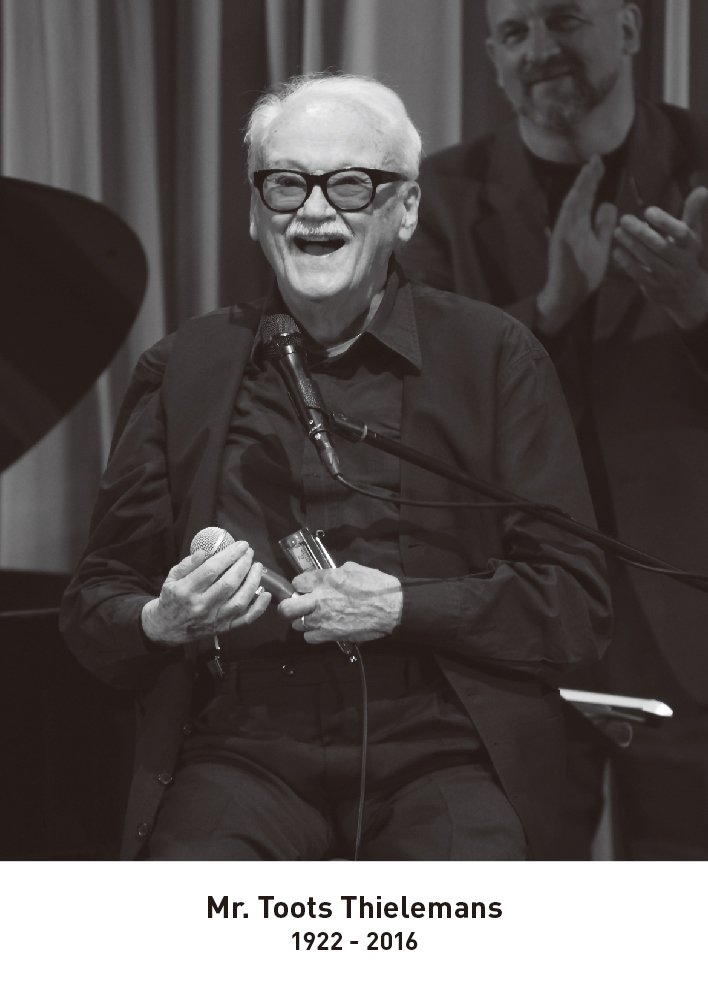 May his soul rest in peace:Mr. Toots Thielemans(1922-2016) Blue Note Tokyo トゥーツ・シールマンス氏の訃報に接し心よりお悔やみを申し上げます。ブルーノート東京 https://t.co/wIi7JJokW8