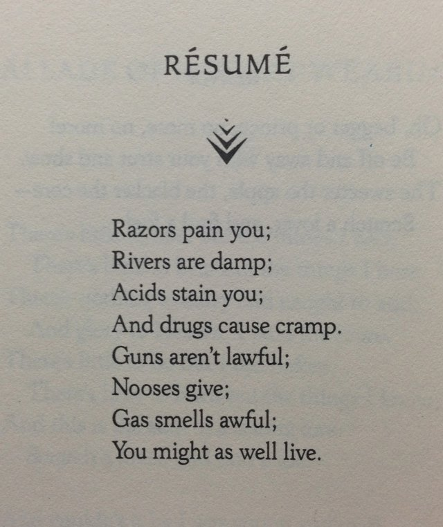 Born on this day in 1893: Dorothy Parker. (Dorothy Parker, Dorothy Parker...) https://t.co/aMueAOhTEu