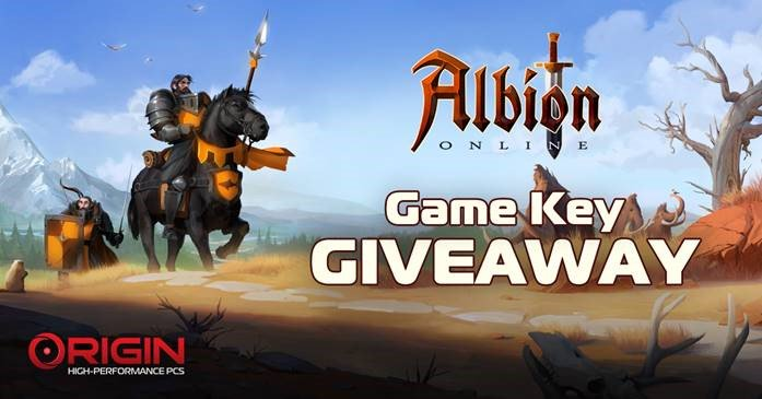Legendary Pack Giveaway for @albiononline!  Plus, chance to a win a $10,000 PC by entering!  https://t.co/hP51BcVUi3 https://t.co/VFohdOBLK3