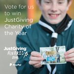 Are we YOUR #CharityOfTheYear You can follow the link on our website now: https://t.co/MCFhnGKOlK https://t.co/dgVO2ie0SK