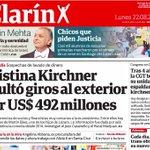 Si encuentran nuevas cuentas de Mauricio Macri en Panamá Papers ARMAMOS UNA TAPA CONTRA CFK. https://t.co/9RsABf28E4
