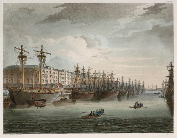 On #SlaveryRemembranceDay we ask what role London played in the transatlantic slave trade https://t.co/cZbkuhD8mM https://t.co/uvvIeYfMgn