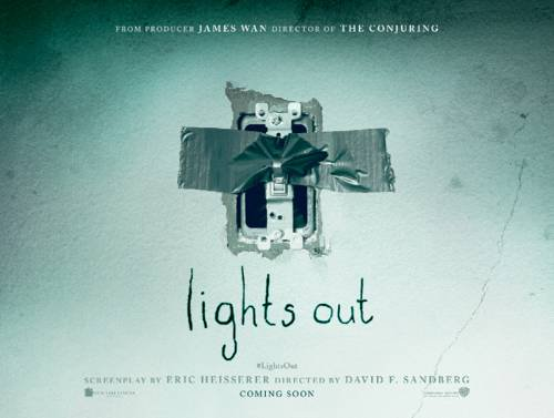 FOLLOW&RT to #WIN 1 of 2 #LightsOut merch sets to celebrate its release on 19/08. T&Cs: https://t.co/Y42CfjhIPl https://t.co/uOWpS5LJ6F