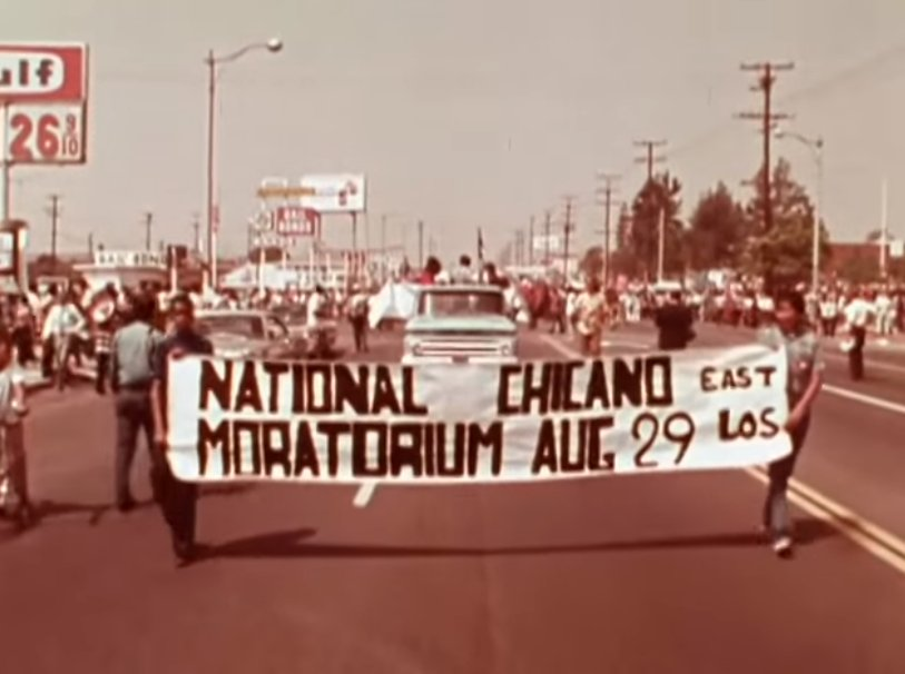 The 46th anniversary of the #ChicanoMoratorium is August 29. Watch this documentary https://t.co/JpajHsfPJw #latism https://t.co/meGqCYVnC5