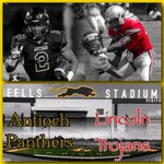 FRIDAY 8•26•2016  7:00pm @ Eells Stadium   LINCOLN Trojans (SJS) @ ANTIOCH Panthers (NCS) https://t.co/6eNVgQDxtp