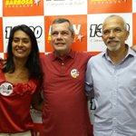 Participo agora do lançamento da candidatura de @Iran_Barbosa à reeleição como vereador de Aracaju. https://t.co/k34hj6Ge1D