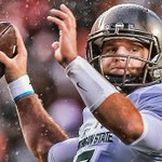 Michigan State coach Mark Dantonio announced that Tyler OConnor will start at quarterback. https://t.co/58cC8C0iOO https://t.co/cTEfY9X0Vl
