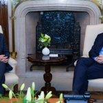 Esta tarde recibimos en Casa Rosada a Martin Schulz, titular del Parlamento Europeo. https://t.co/ePRtfe6iuY
