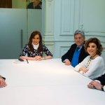 """#PapelPrensa @CFKArgentina recibió informe de la pericia que demuestra que la empresa fue vendida a """"precio vil"""" https://t.co/cAt5TI5ahg"""
