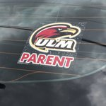 Only mum in #Brisbane with this sticker I bet @ULMWarhawks #TakeFlight https://t.co/p69Dqm9tfy