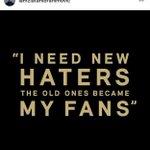 """[#PL🇬🇧] Zlatan sur Instagram :  """"Il me faut de nouveaux ennemis, les anciens sont devenus mes fans"""" https://t.co/e5FwmyyK53"""