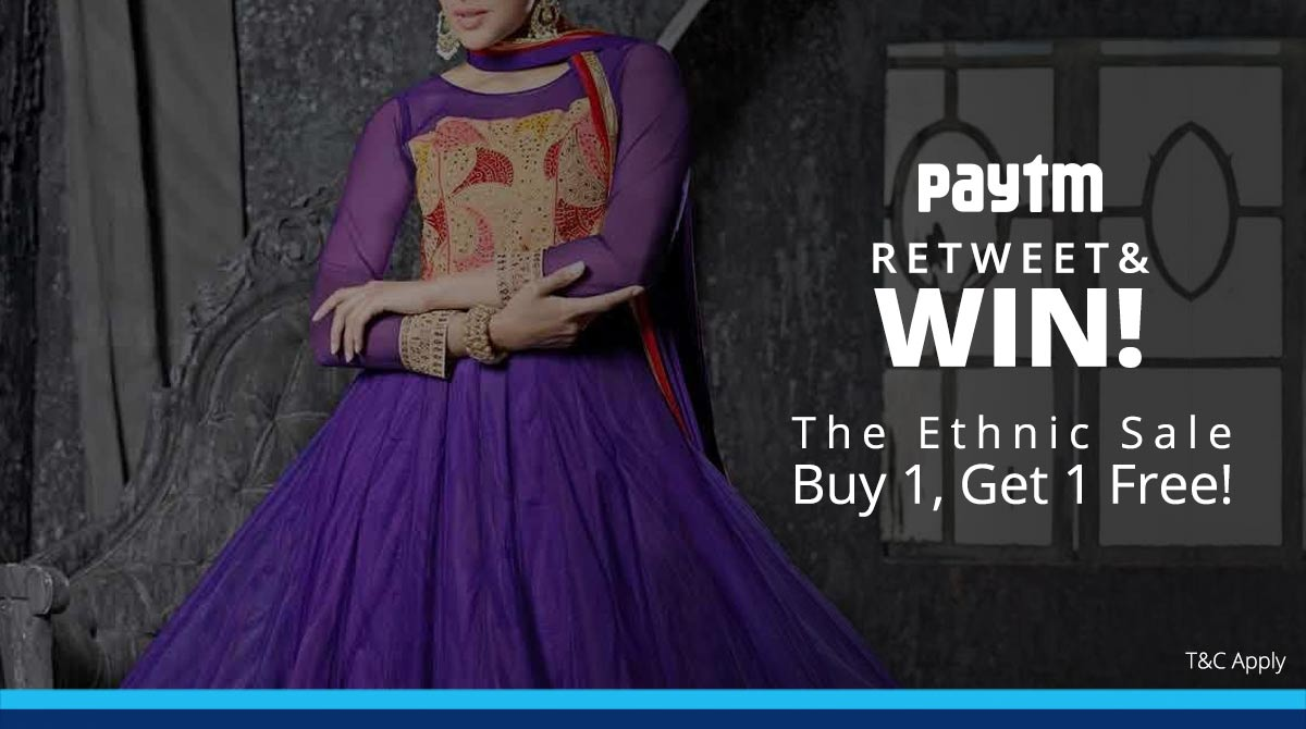 #CONTEST : Retweet this post & 3 Lucky Winners get a chance to win upto Rs. 1000 Cashback! https://t.co/f5cqj7PM7x https://t.co/KspS2oq689