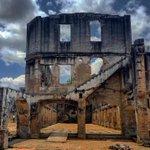 Hermosa nuestras Ruinas de Jauja🏭 patrimonio de  #Tepic 👍 👏 de seguro las has visitado😉 #SoyDeTepic 💙 https://t.co/OGmSCdolem