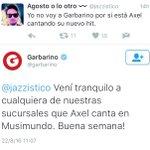 Yo solo quiero aplaudir al señor @Garbarino https://t.co/QNkPA6WpNn