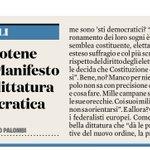 #Spinelli e il #manifesto di #Ventotene . Tanto citato quanto poco letto. Di #MarcoPalombi. https://t.co/UECGZtfPVx