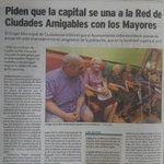 """.@carmenpicazo3 """"El objetivo es mejorar la calidad de vida de los ancianos"""" hoy en @TribunaAlbacete. https://t.co/xpFarTYo7S"""